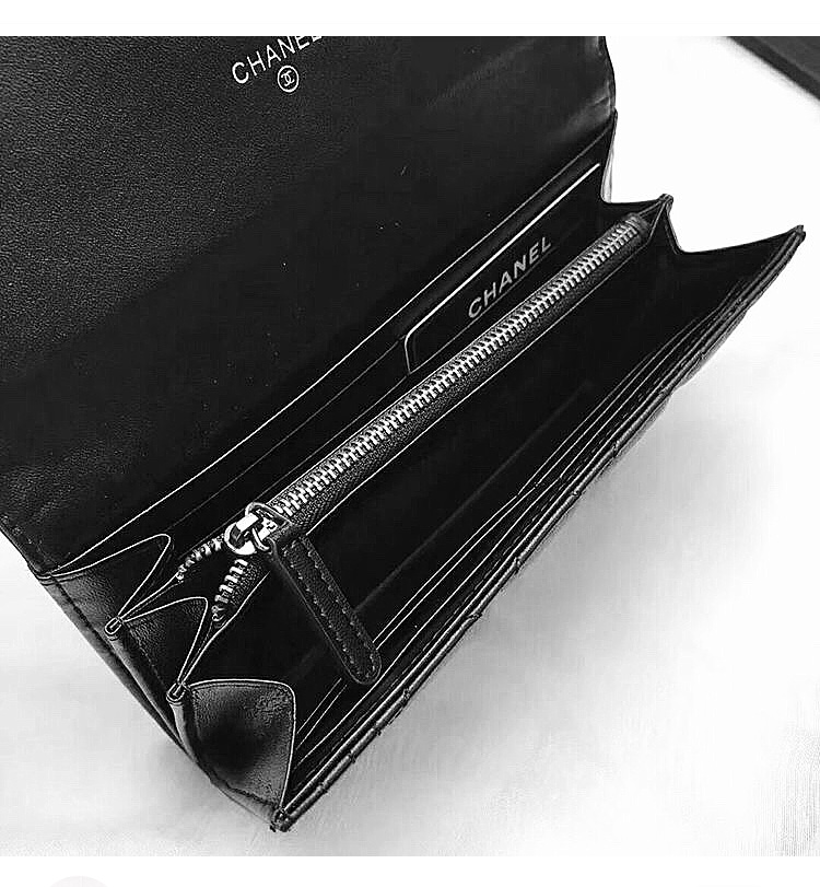 BOY CHANEL LONG WALLET