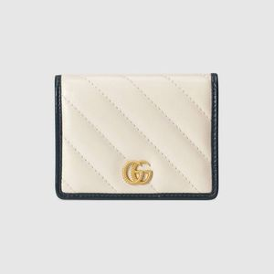 GUCCI Marmonts短夾