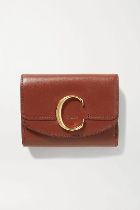 ChloéC三折錢包