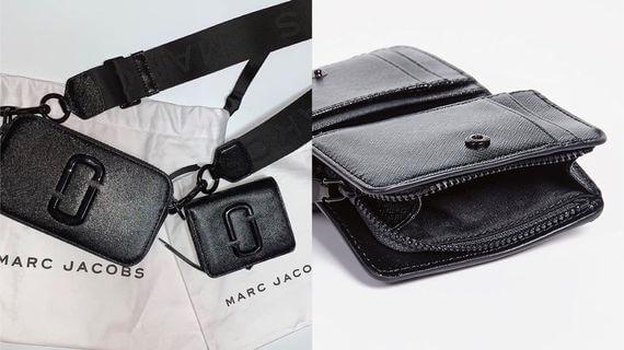 Marc Jacobs 快照迷你錢包