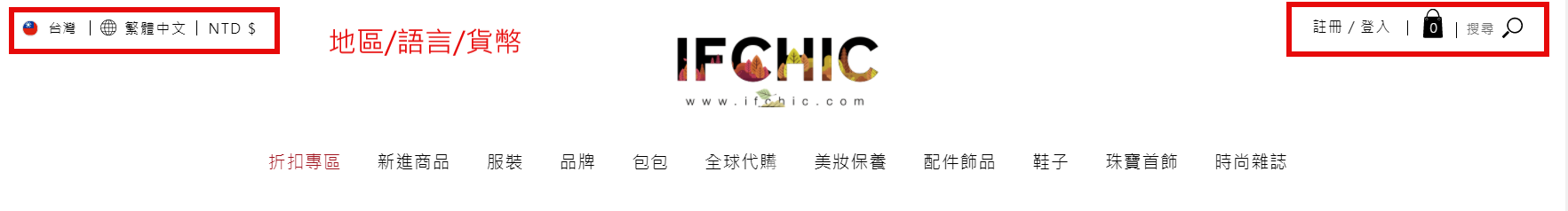 Ifchic註冊教學
