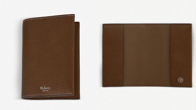 書套型護照夾