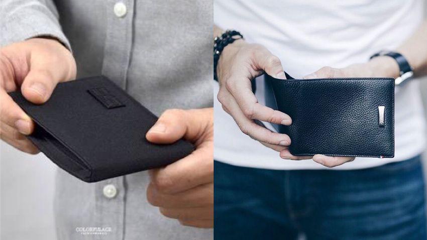 皮夾材質挑選