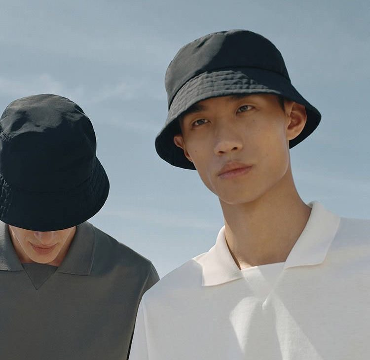 帆布漁夫帽
