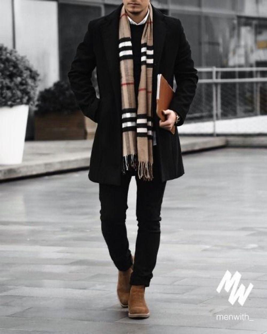 格紋 圍巾