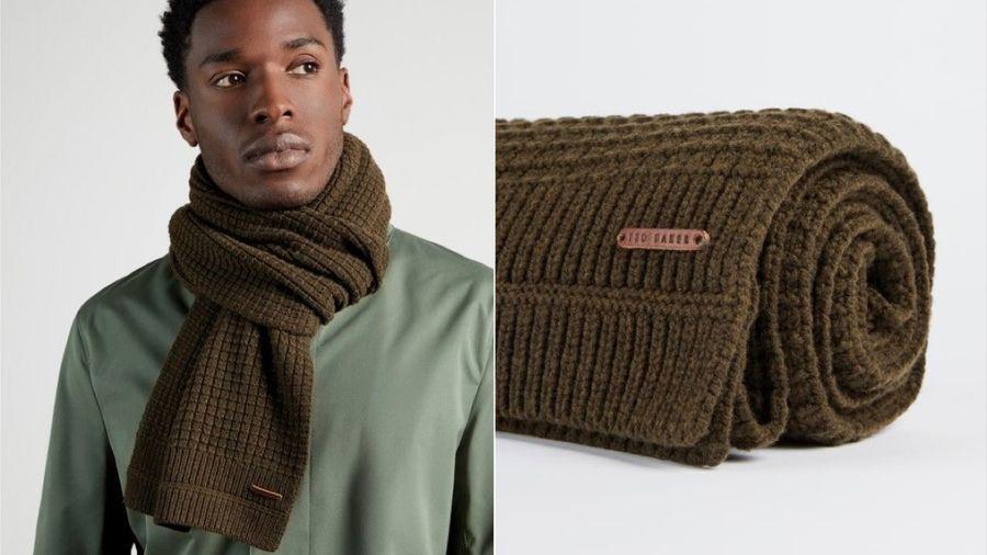 TED BAKER 針織圍巾