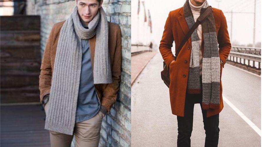 圍巾顏色挑選
