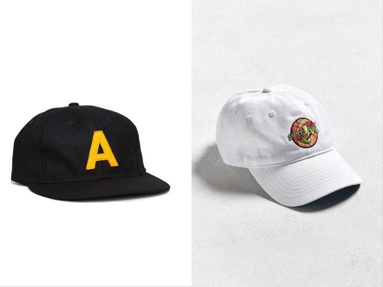 棒球帽vs鴨舌帽