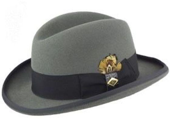 Homburg (漢堡帽)