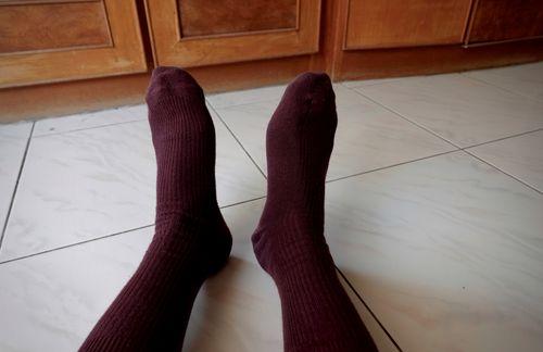Uniqlo 長襪