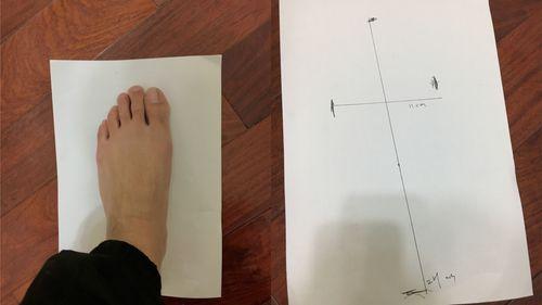 鞋子尺寸怎麼量
