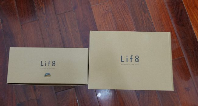 LIFE8鞋盒