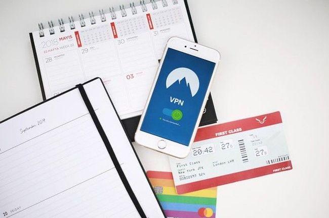 VPN網購買機票