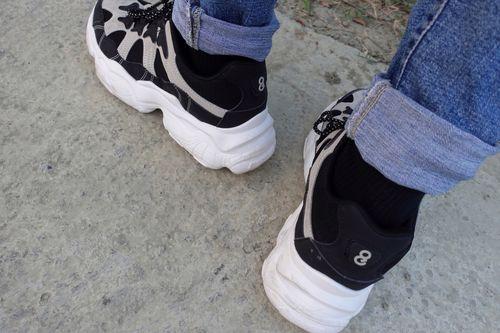 LIFE8鞋子穿搭