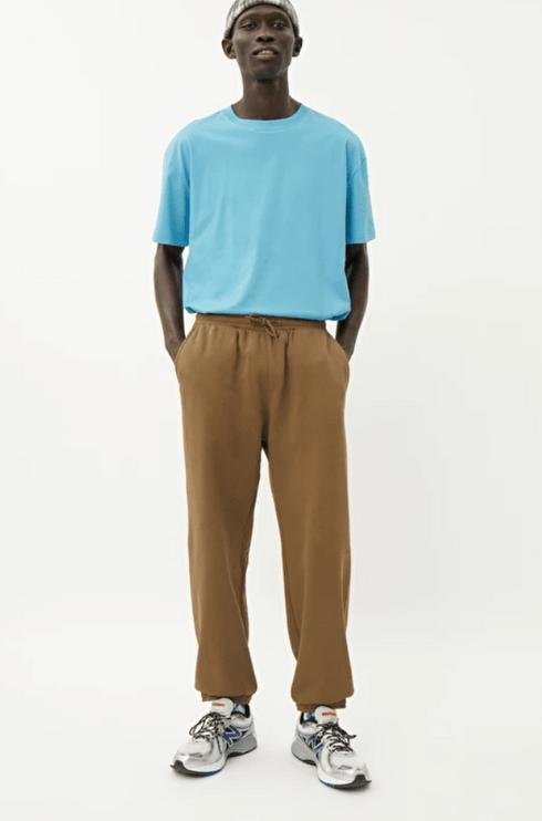 棕色棉褲推薦男