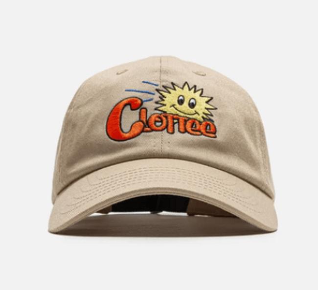 TOP2 CLOTTEE SUN DAD 帽子