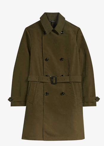 Ted Baker系腰帶風衣