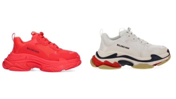 Balenciaga 老爹鞋