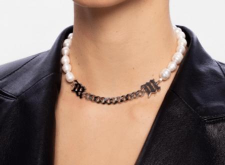 MISBHV 珍珠混搭項鍊