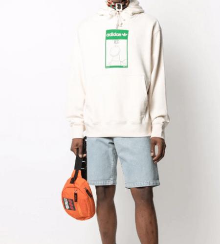 Adidas 連帽衛衣