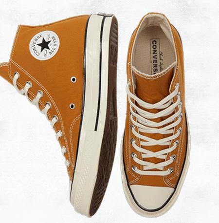 Converse 70 chuck z帆布鞋