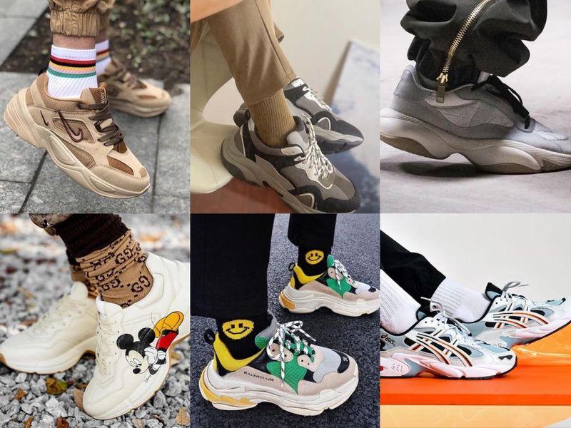 老爹鞋怎麼挑選