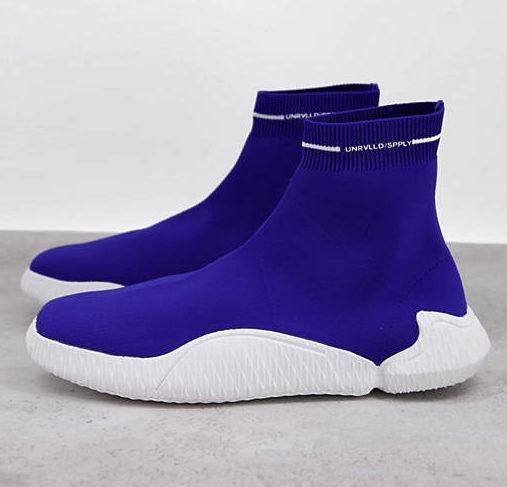 Asos Unrvlld Supply 襪套運動鞋