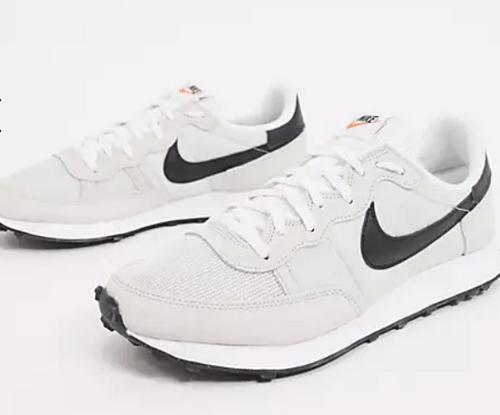 Nike Challenger OG 淺灰色運動鞋