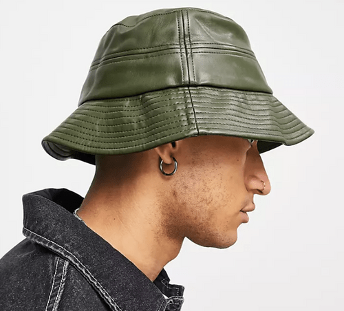 Asos 軍綠色漁夫帽