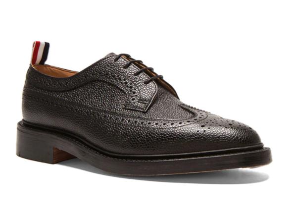 合成革皮鞋