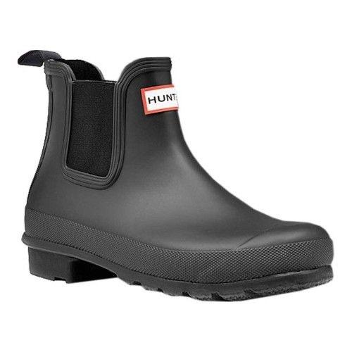 橡膠切爾西靴子