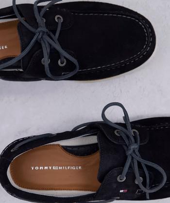 Tommy Hilfiger 麂皮船鞋