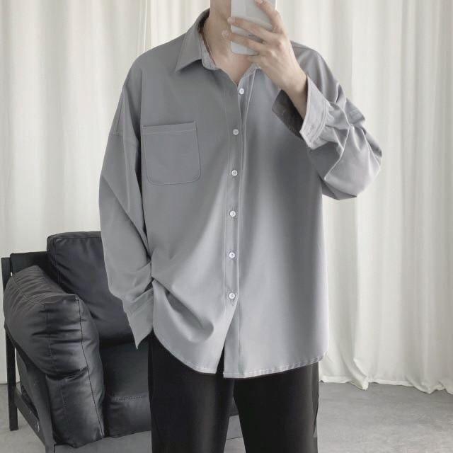 大尺碼版型襯衫